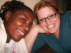 Pastor Niki (Student Ministries) & Sharnesha Austin!