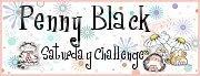 Penny Black Saturday Challenge.