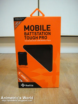 iBattz Mobile Battstation Tough Pro