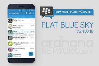 BBM Mod Material Design v 2.11.0.18