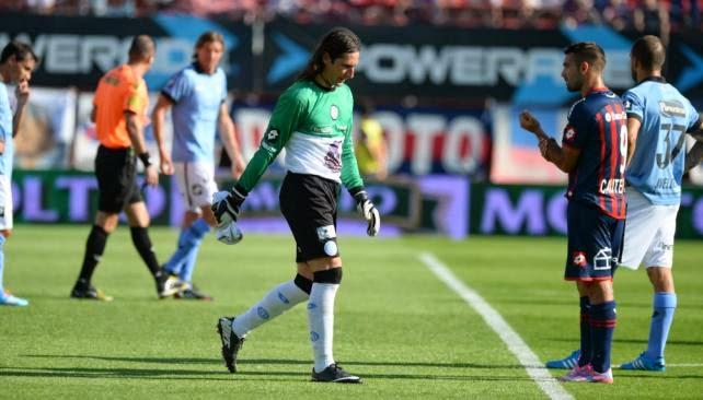 fecha 16 san lorenzo 4 belgrano de cordoba 0 torneo transicion 2014