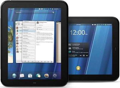 HP  TouchPad down prices, Cheaper  $ 100