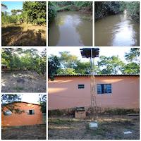Linda Chácara de 9 Mil Metros 2(escriturada) C/500 Metros beira rio Piracanjuba - em Bela vista de Goiás