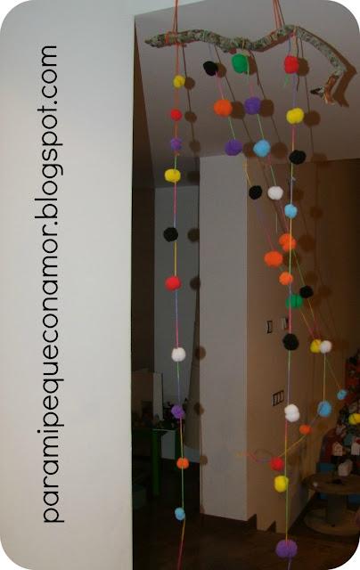 Decoracion Invierno Para Jardin Infantil ~ Para mi peque con amor Decoraci?n de invierno navidad Colgante de