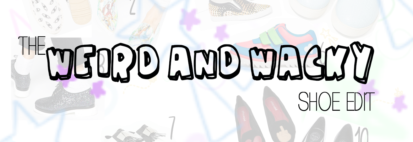 Best shoe picks 2015 uk blogger