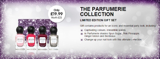 The Parfumerie collection