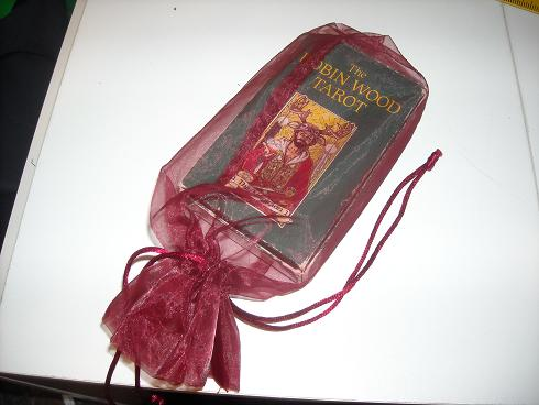 Tarot Card Bags Are Kind Of A Standard Thing If You Go To Ebay Ll Find Few Zillion Them Practically Every One Is Just Drawstring Bag