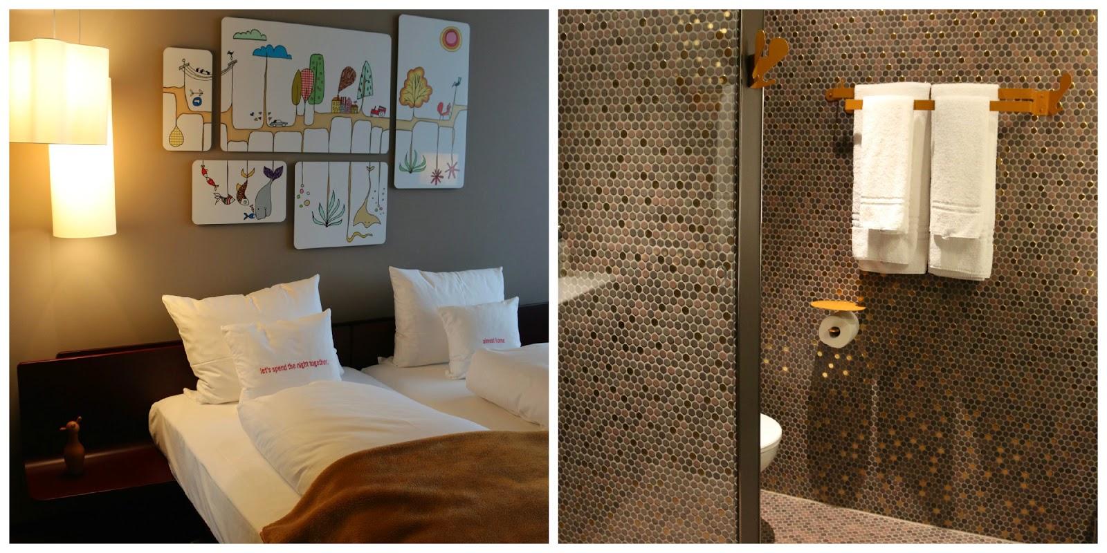 25hours hotel, Zürich, Schweiz, Familie