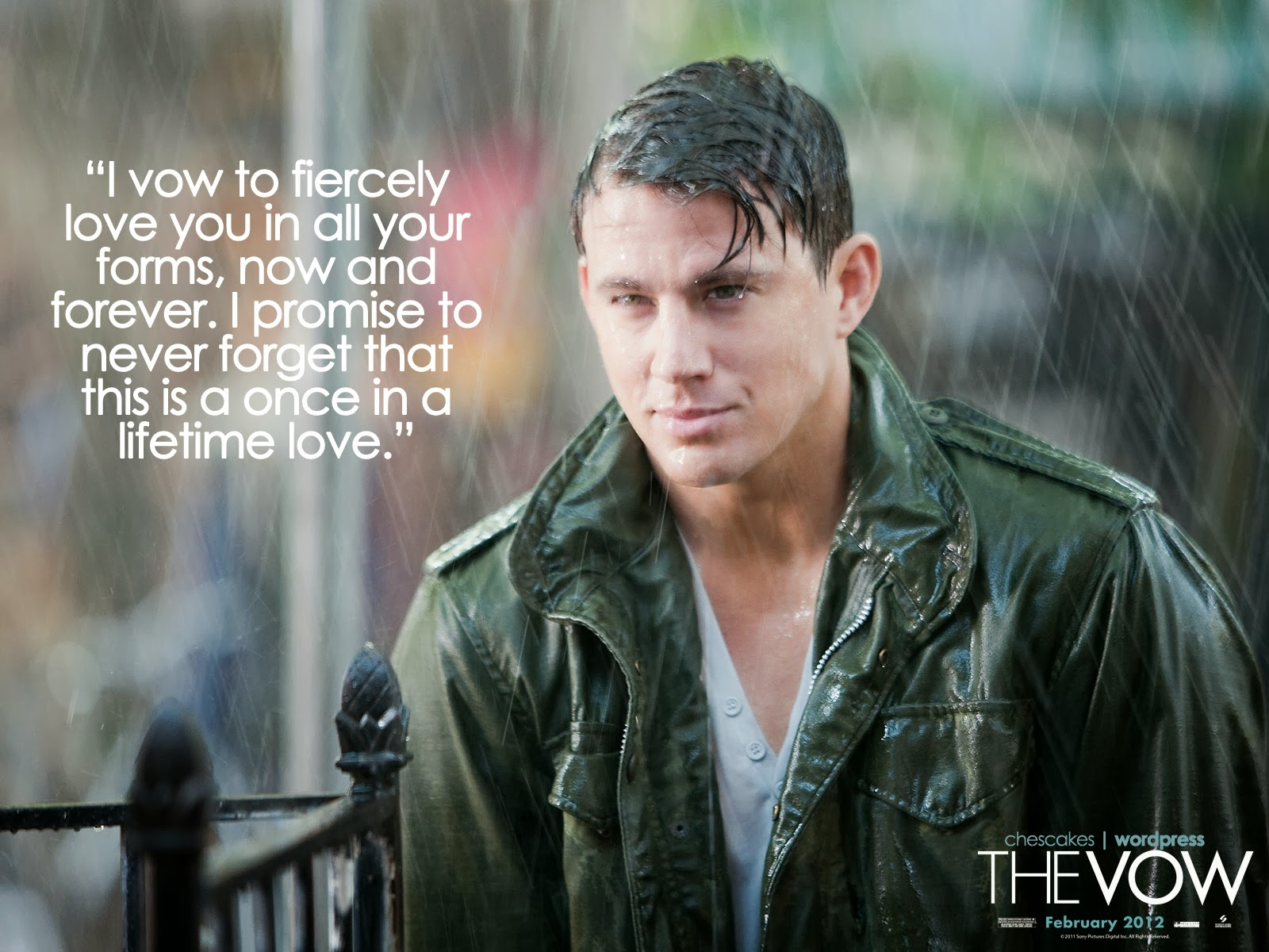 The Vow Quotes | Rainbows Lace The Vow A Story Of True Love
