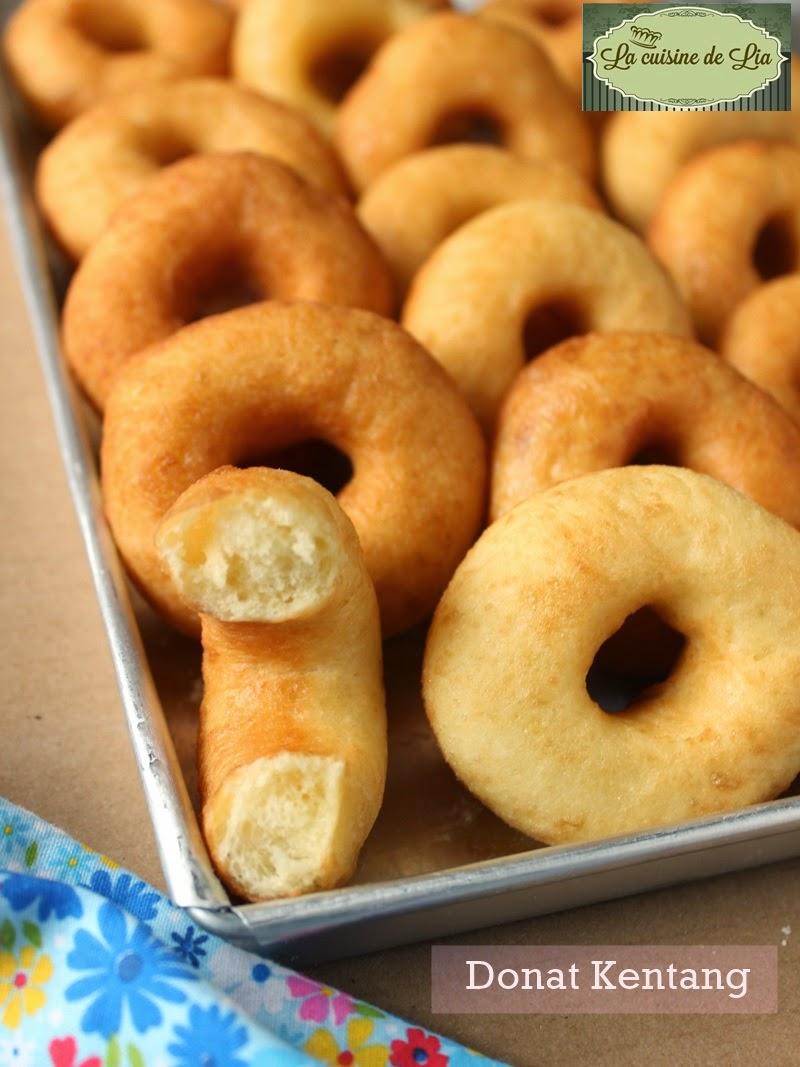 la cuisine de Lia : Donat Kentang