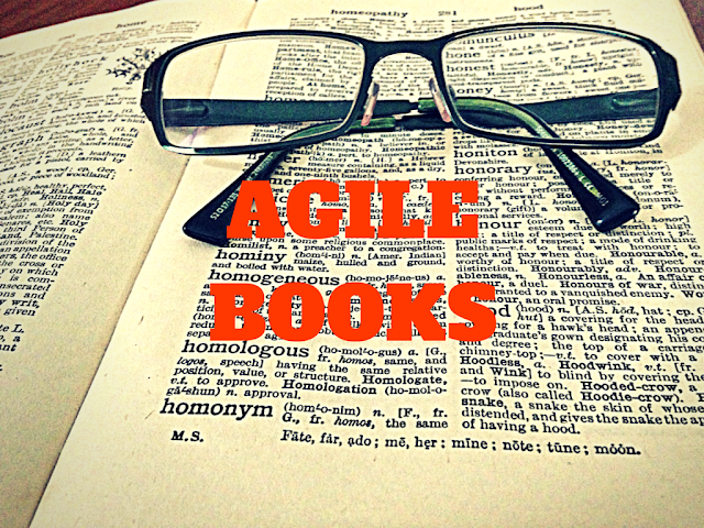 List of Best Agile Books for agile methodology users and managers