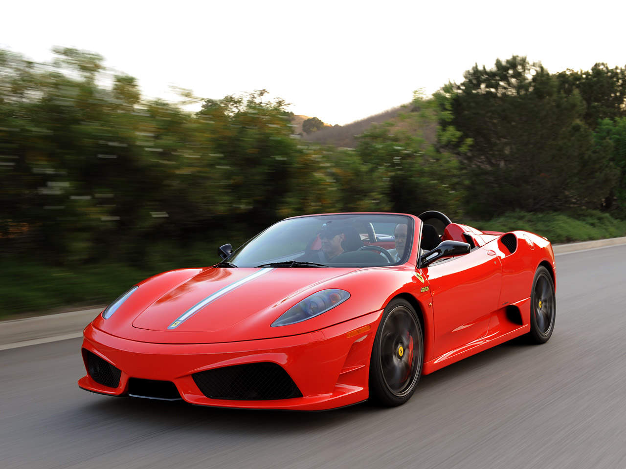 Ferrari Scuderia Limited Edition Exclusive Features Include A Roll Bar With  Carbon Fiber Outer Shell And A Special New Generation Audio System That Can  Be ...