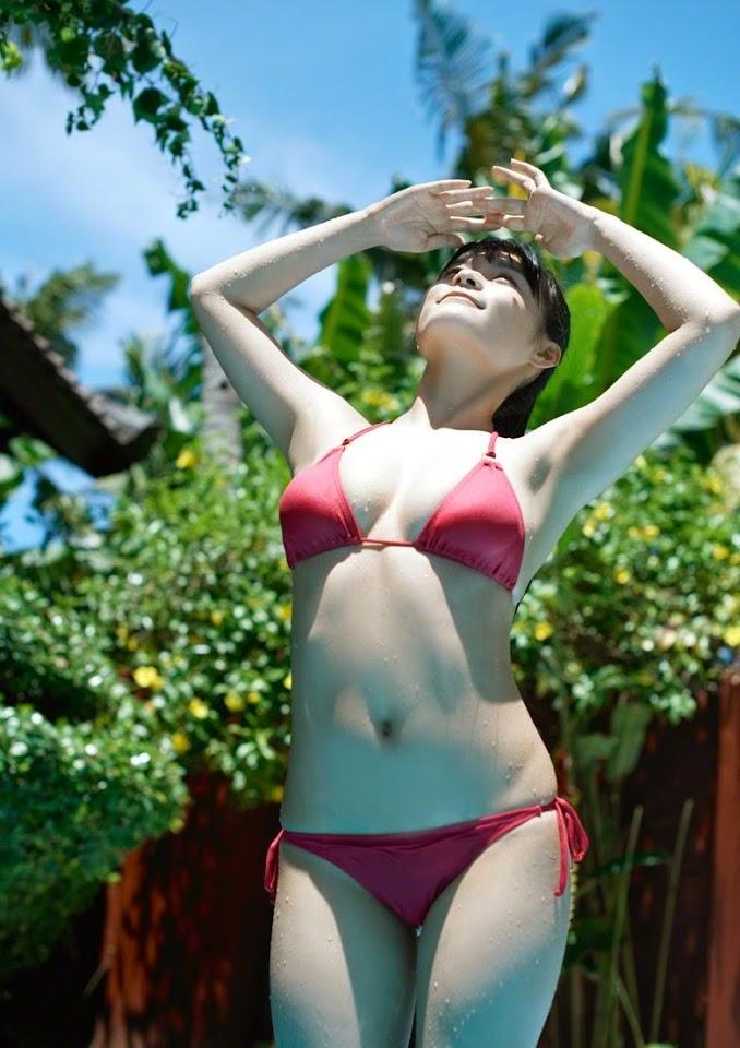 HÌnh ảnh Mizuki hoshina bikini quyễn rũ