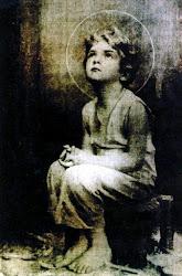 Foto Milagrosa do Menino Jesus