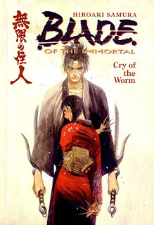 Blade of the Immortal by Hiroaki Samura