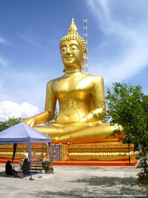 Big Buddha Hill à Pattaya