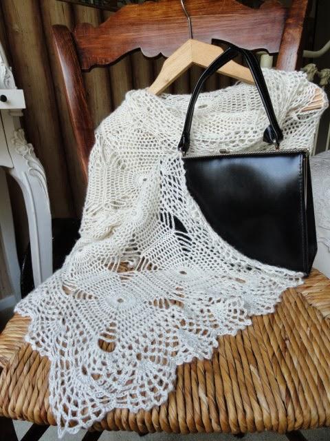 brocante sjaal