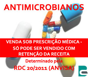 Anvisa publica parecer: Nova norma reafirma controle sobre antibióticos