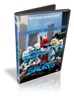 Download Os Smurfs TS Dublado 2011 (AVI + RMVB Dublado)