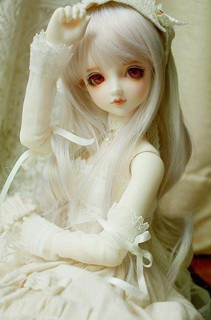 boneka cantik 3 gambar boneka