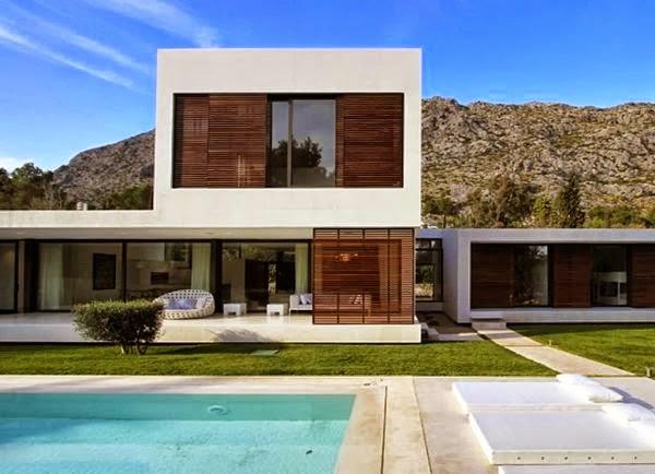model rumah minimalis Sederhana Terpopuler8