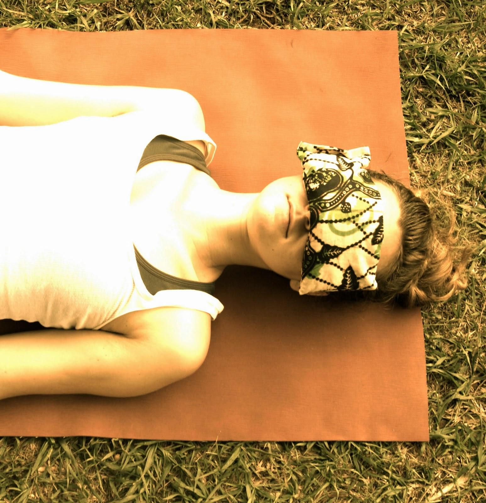 The Best Yoga Eye Pillows