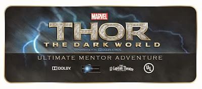 Thor: The Dark World Ultimate Mentor Adventure Contest