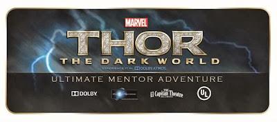 Thor: The Dark World Ultimate Mentor Adventure Contest