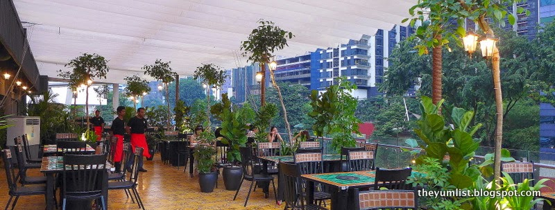 Barbecue Garden, Rooftop KL Life Centre