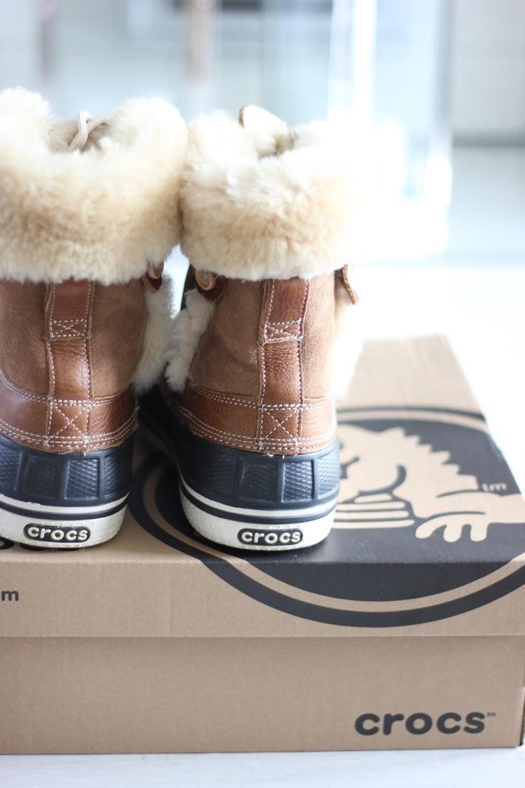 corcs duck boot