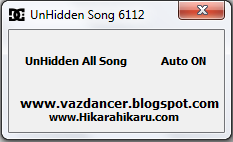 Cheat AyoDance Free Hidden Song V6112