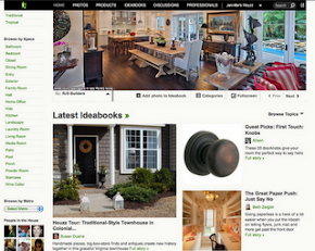 Houzz.com Tour - March 9, 2012