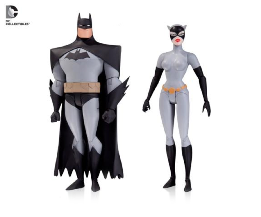 Batman the Animated Series figures by DC Collectibles Toy Fair 2014 preview