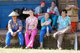 Nicaragua - friends