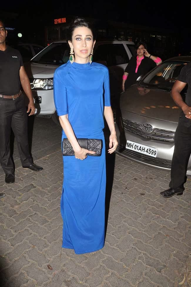 Actress Karisma Kapoor