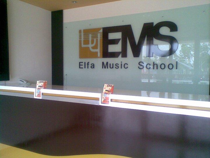 Elfa Music School Depok