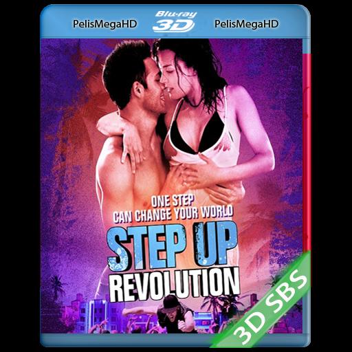 Step Up Revolution (2012) 3D SBS 1080P HD MKV ESPAÑOL LATINO