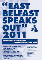 East Belfast Speaks Out 2011