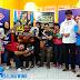 Domino's Blogger Party: Domino's Pizza Kicks Off Football Online Contest