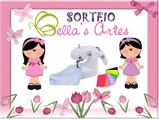 sorteio no blog BELLA'S ARTES