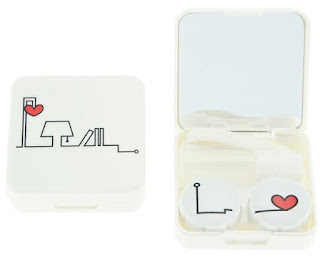 Fundas de lentillas con diseños chulísimos de Ale-hop