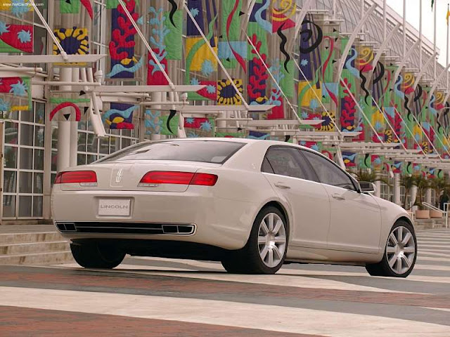 Lincoln Zephyr (2006)