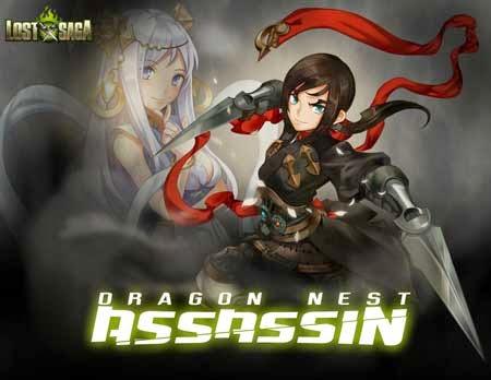 DN Assassin adalah slah astu hero premium dari Dragpn Nest