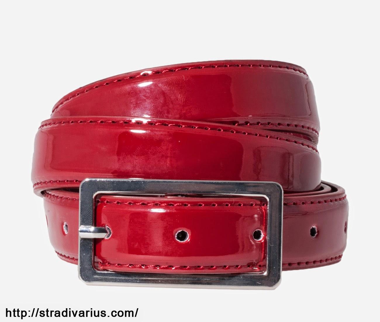 Cinturón/Belt STRADIVARIUS