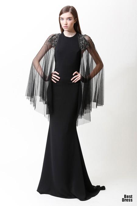 Colección de vestidos Badgley Mischka