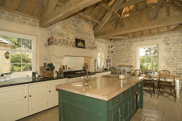 Excellent Country Home Kitchen Interior Design 715 x 477 · 181 kB · png