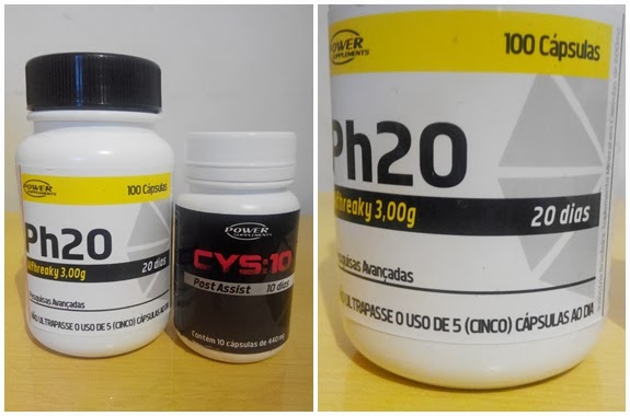 Ph20 Power Supplements