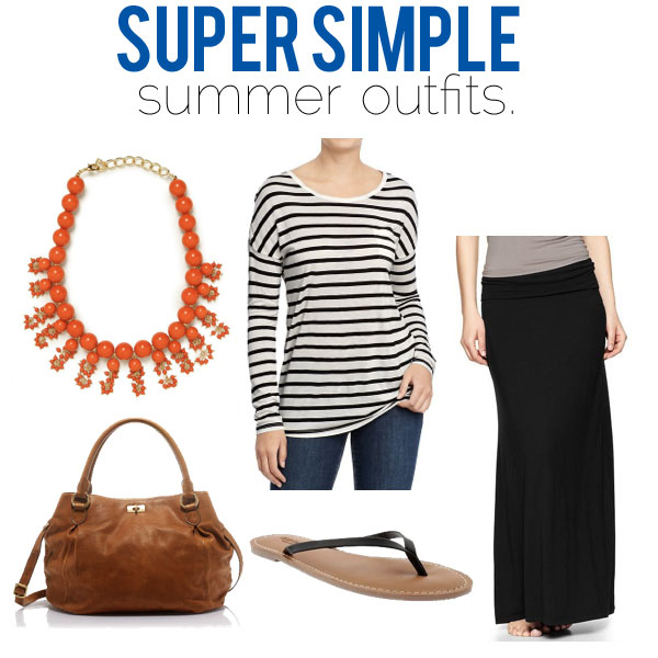 ... (for less) | a west michigan style blog: super simple summer looks