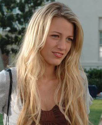Blake Lively actriz de cine