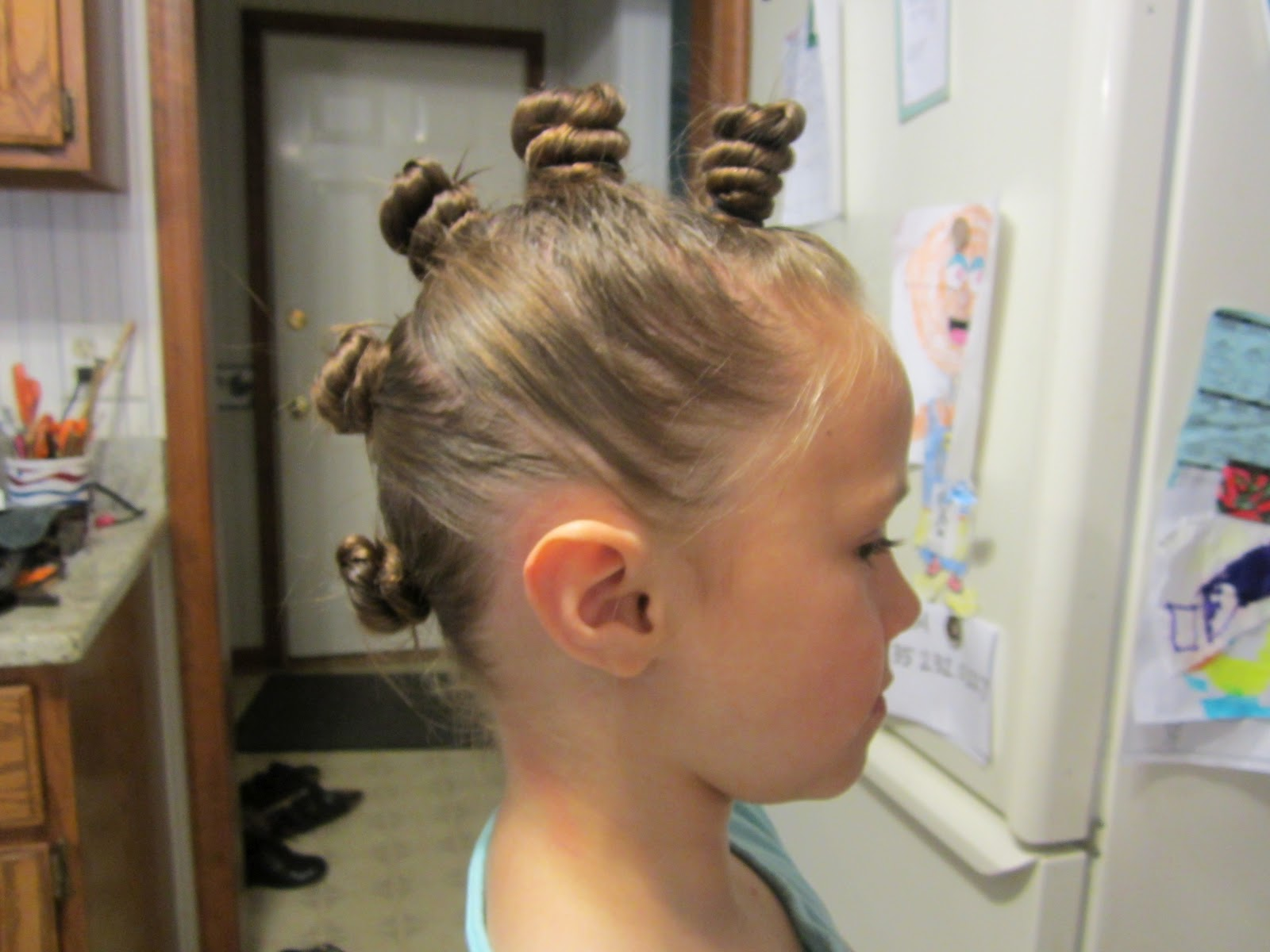Crazy Hair For Kids Girls More Information Modni Auto